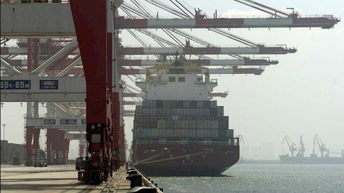 کشتی بارگیری شده - عکس از آرشیو