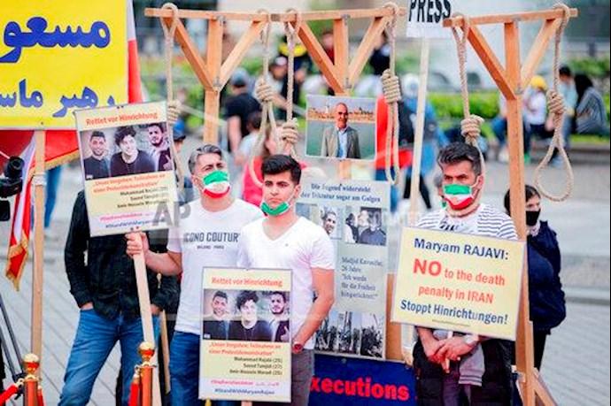 گردهمایی جهانی ایران آزاد - ۲۷تیرماه۱۳۹۹- آلمان - برلین - 7