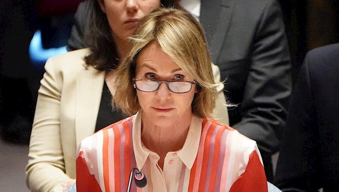 کلی کرفت، سفیر آمریکا در سازمان ملل