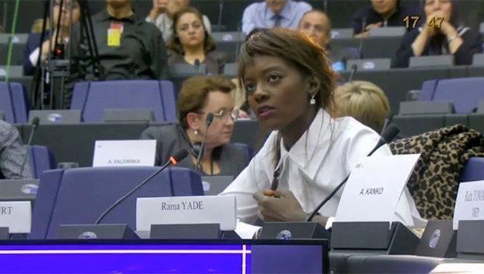 راما یاد وزیر پیشین حقوقبشر فرانسه