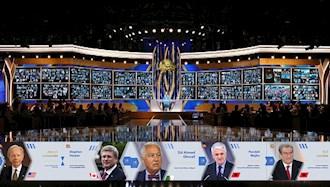 گردهمایی جهانی ایران آزاد ـ ۲۷ تیر