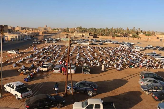 نماز عید قربان در کشورهای اسلامی - 2