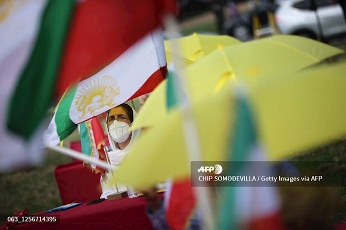 گردهمایی جهانی ایران آزاد - ۲۷تیرماه۱۳۹۹- واشنگتن - 6