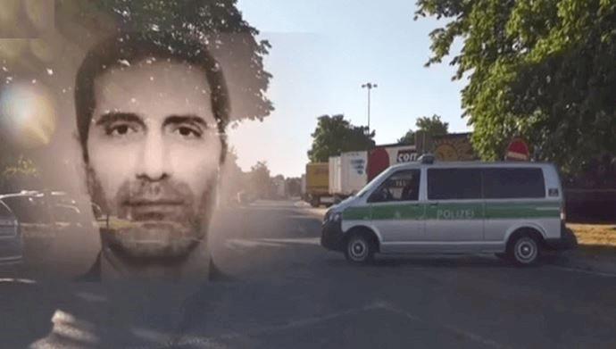 دادگاه دیپلمات تروریست رژیم آخوندی
