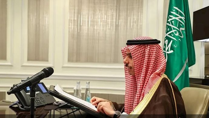 فیصل بن فرحان وزیر خارجه عربستان سعودی