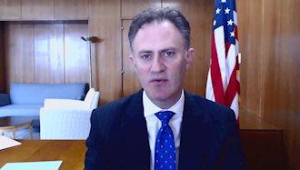 نیتان سیلز هماهنگکننده مقابله با تروریسم در وزارتخارجه آمریکا