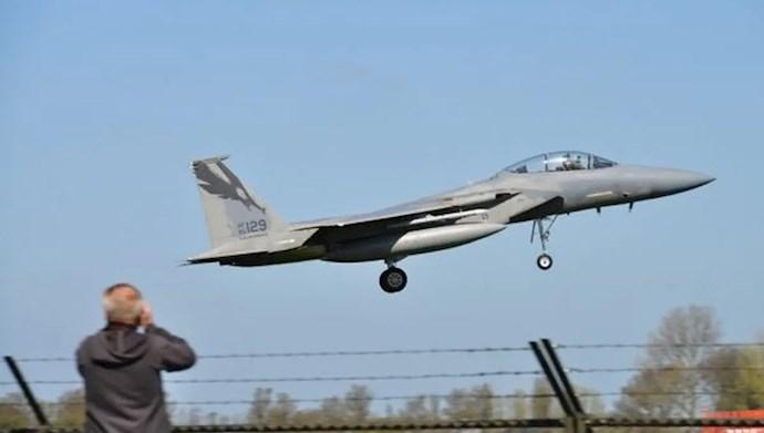 جنگنده اف ۱۵