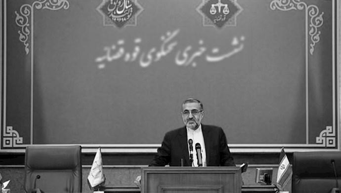 اسماعیلی سخنگوی قضاییه خامنهای