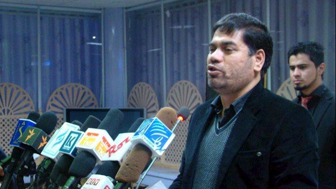 نجیبالله کابلی رهبر حزب مشارکت ملی افغانستان