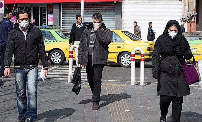 اوجگیری کرونا در تهران