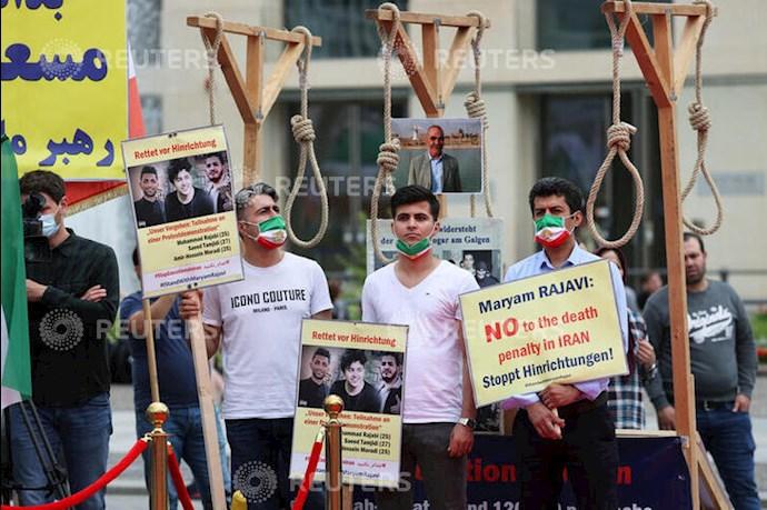 گردهمایی جهانی ایران آزاد - ۲۷تیرماه۱۳۹۹- آلمان - براندنبورگ - 2