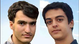 علی یونسی و امیرحسین مرادی، دو دانشجوی دانشگاه شریف