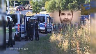 بازداشت اسدالله اسدی دیپلمات تروریست رژیم آخوندی