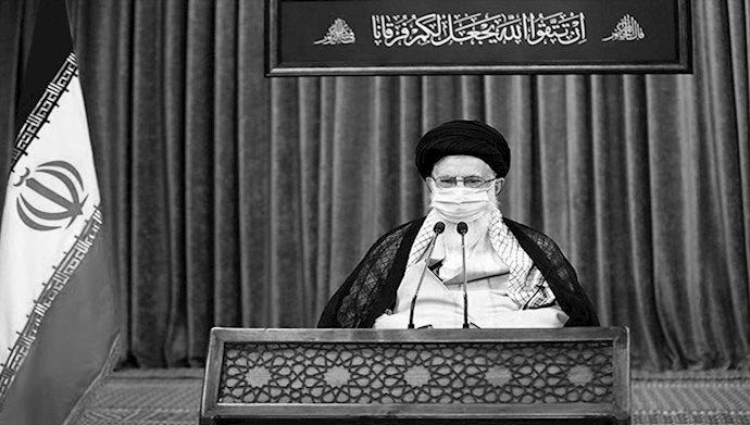 خامنه ای در دیدار ویدیویی با نمایندگان مجلس ارتجاع