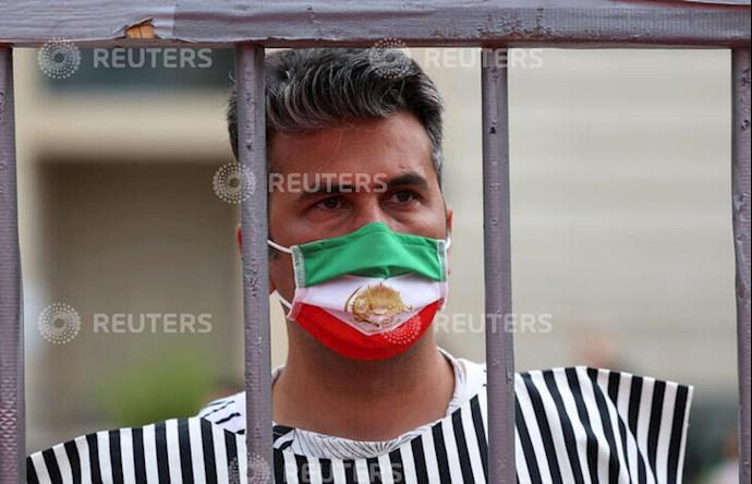 گردهمایی جهانی ایران آزاد - ۲۷تیرماه۱۳۹۹- آلمان - براندنبورگ - 3