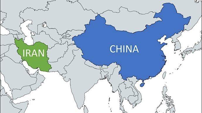 قراداد ۲۵ ساله با چین