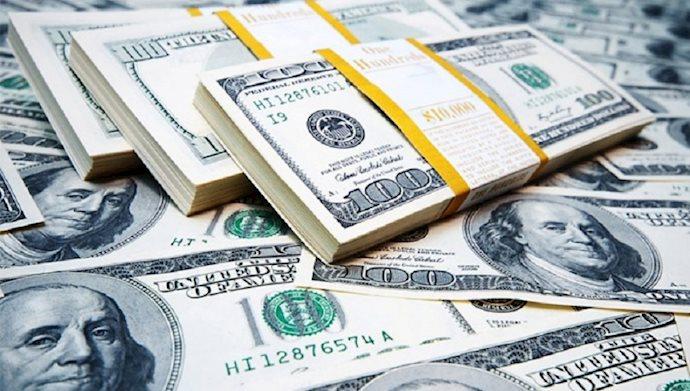 سقوط ارزش ریال در برابر دلار