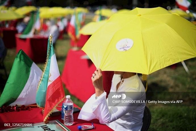 گردهمایی جهانی ایران آزاد - ۲۷تیرماه۱۳۹۹- واشنگتن - 10