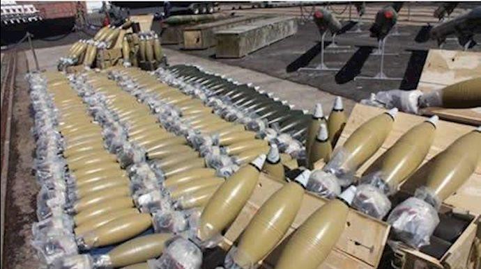قاچاق سلاح از ایران به یمن-آرشیو