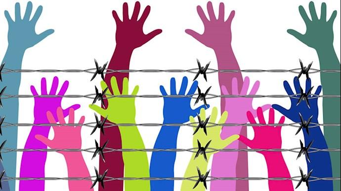 کشاکش نیروهای آزادیخواه برای کسب آزادی