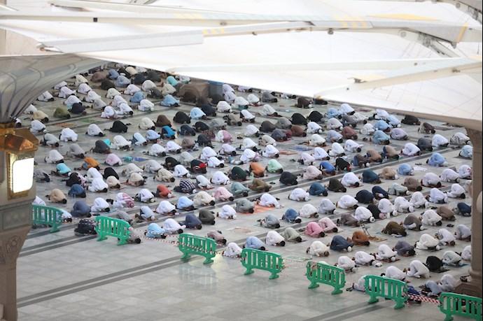 نماز عید قربان در کشورهای اسلامی - 5