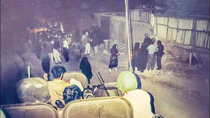 عملیات کبیر فروغ جاویدان - کرند - مرداد ۱۳۶۷ - عکس از آرشیو