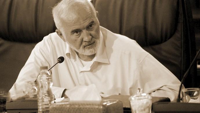 احمد توکلی عضو تشخیص مصلحت نظام آخوندی