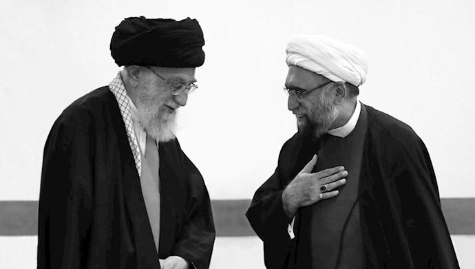 آخوند مروی  و خامنهای ولی فقیه ارتجاع