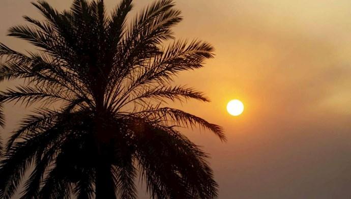 گرمای بالای ۵۰درجه در خوزستان