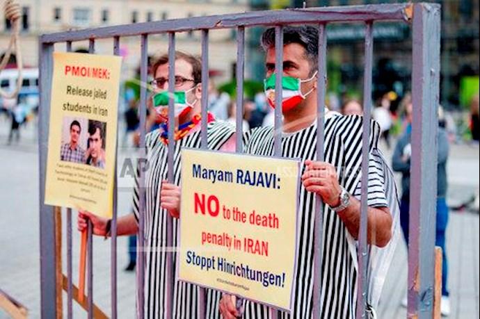 گردهمایی جهانی ایران آزاد - ۲۷تیرماه۱۳۹۹- آلمان - برلین - 2