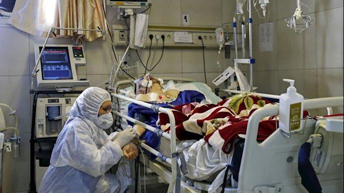 گسترش شیوع کرونا در تهران