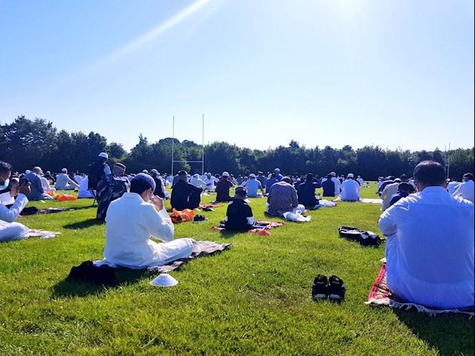 نماز عید قربان در کشورهای اسلامی - 8