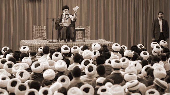 بیت خامنهای مروج چپاول و اختلاس