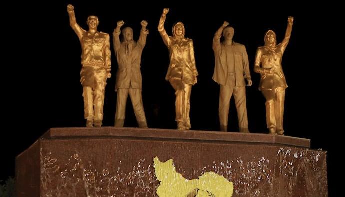 گردهمایی جهانی ایران آزاد - اشر ف ۳ - تیر ۹۹