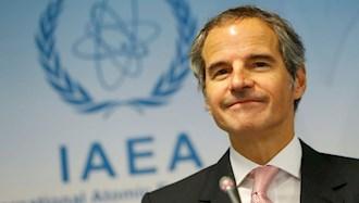 سفر رافائل گروسی مدیر کل این آژانس به ایران
