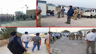 دهمین روز از اعتصاب کارگران نفت و گاز و پتروشیمی و نیرو گاههای ایران