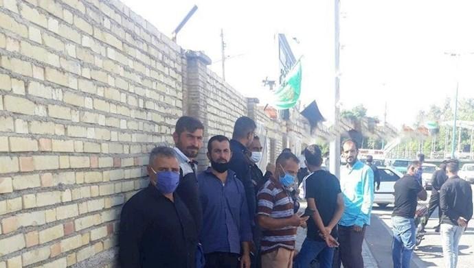 هفتاد و سومین روز اعتصاب کارگران نیشکر  هفتتپه
