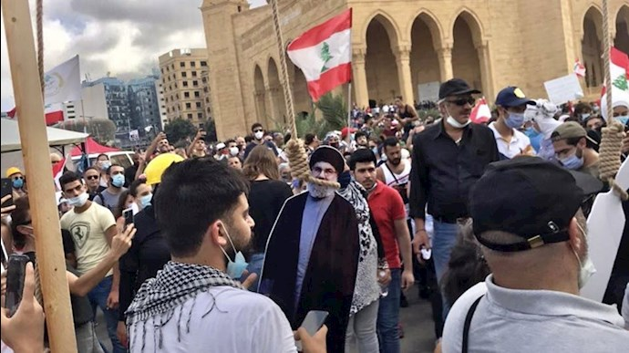 نمای روز ـ قیام لبنان و قطع دستان خامنهای در منطقه