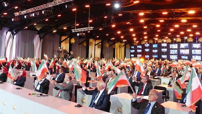 گردهمایی  جهانی ایران آزاد - تیر۹۹