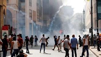 نمای روز ـ بیروت؛ بوی باروت و قیام