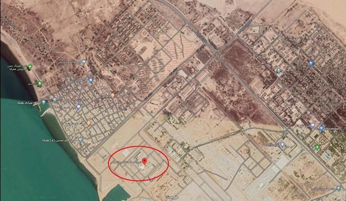 سایت اتمی بوشهر