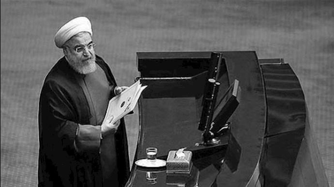 آخوند روحانی - عکس از آرشیو