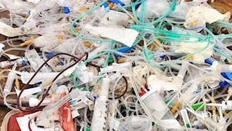شهرداری برنامهیی برای زبالههای کرونا ندارد