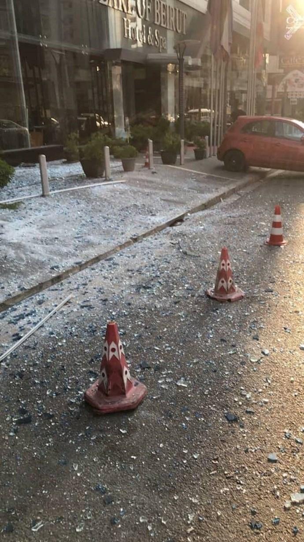 انفجار در بیروت؛ بیش از ۱۰۰ کشته و هزاران زخمی - 0