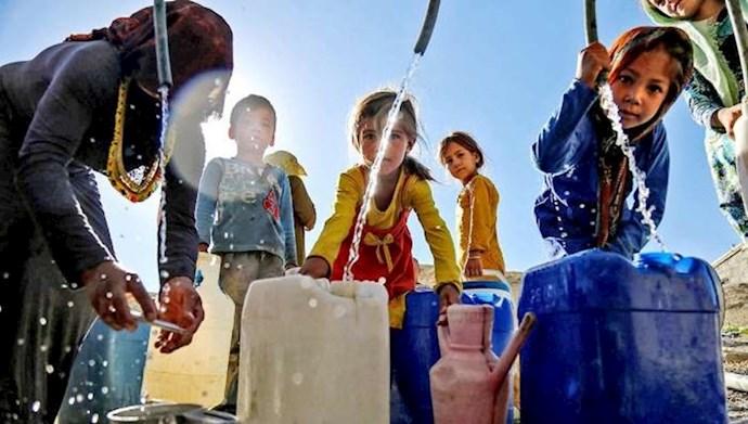 بحران آب در ایران  - عکس از آرشیو