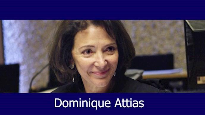 دومینیک آتیاس رئیس منتخب فدراسیون حقوقدانان اروپا