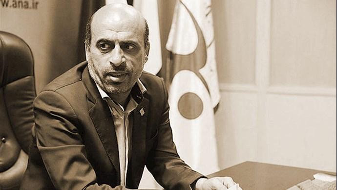 آصفری عضو کمیسیون امورداخلی در مجلس ارتجاع