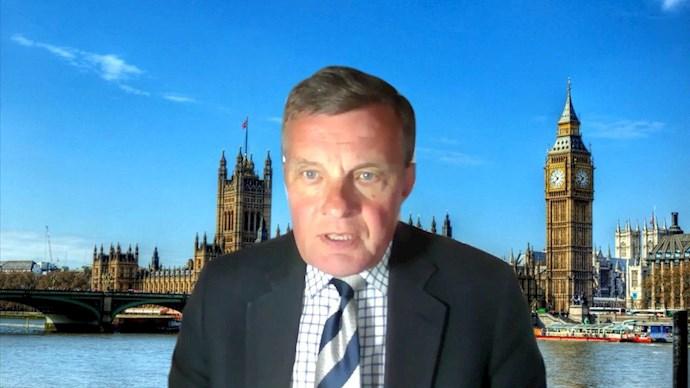 دیوید جونز نماینده مجلس عوام انگلستان