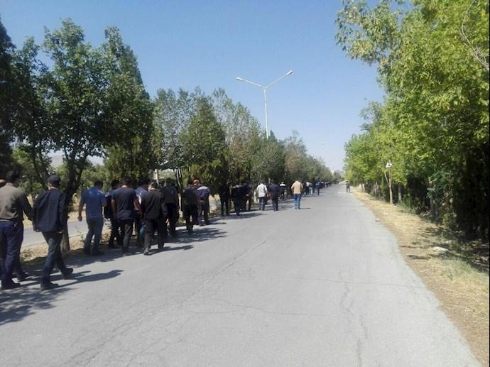-اعتصاب کارگران هپکو