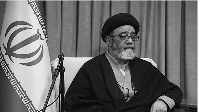 آخوند آل هاشم امام جمعه خامنه ای در تبریز